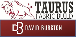 David Burston Fabric Structures- Taurus Fabric Build
