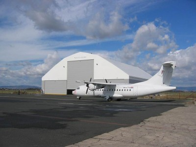 Hangars with single or multiple doors designed to meet your requirements.