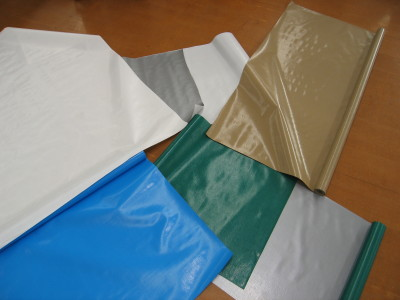 White silver is the standard colour, please advise if you wish to have your fabric cover another colour.