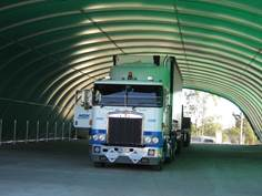 Taurus Fabric Build fabric structures can lead to big increases in productivity and efficiency in the logistics industry.