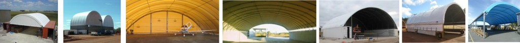 Fabric structures come in a number of different types.