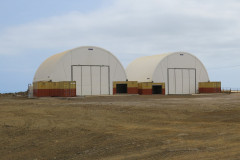 Fabric structures installed by Jare Industries
